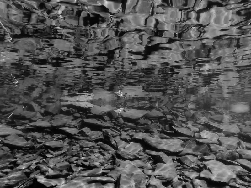 Underwater Reflection