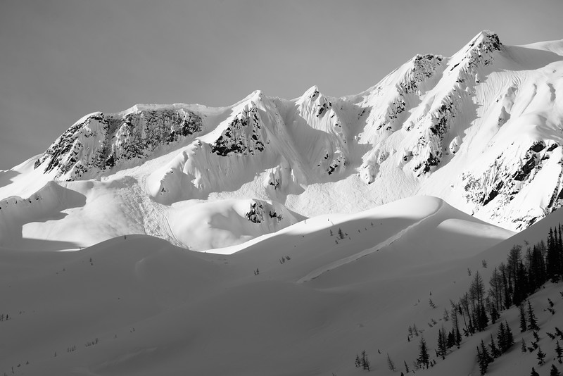 North Frenchman and Sextet Ridge