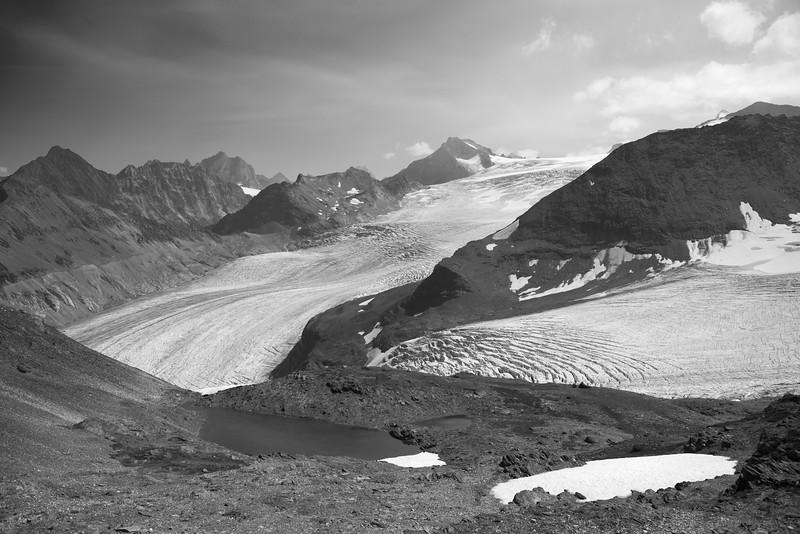 The Conrad Icefield