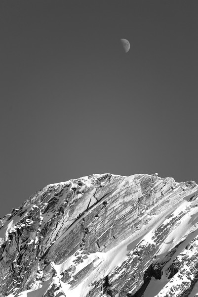 The Moon from Paradise, Selkirks, CMH Bobbie Burns