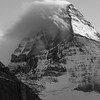 Classic Cloud on Mount Assiniboine