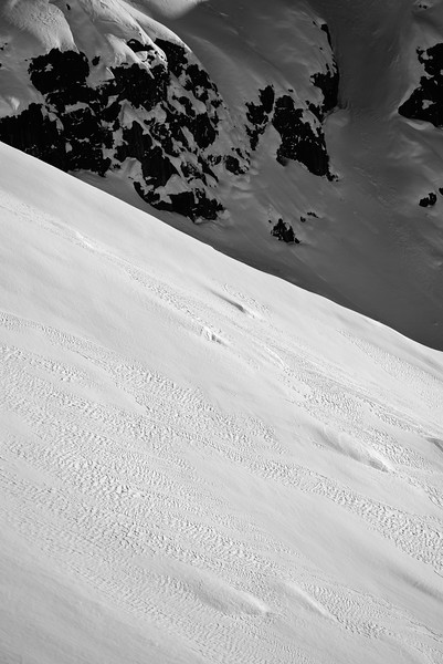 Snow Patterns on Relief - CMH Bobbie Burns