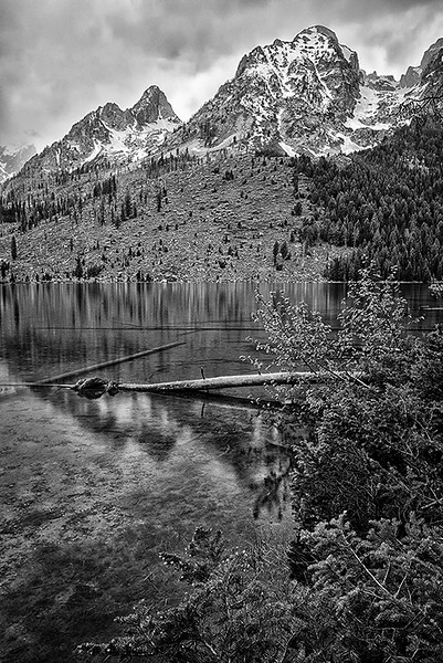 Spring Lake. Grand Teton National Park, Wyoming