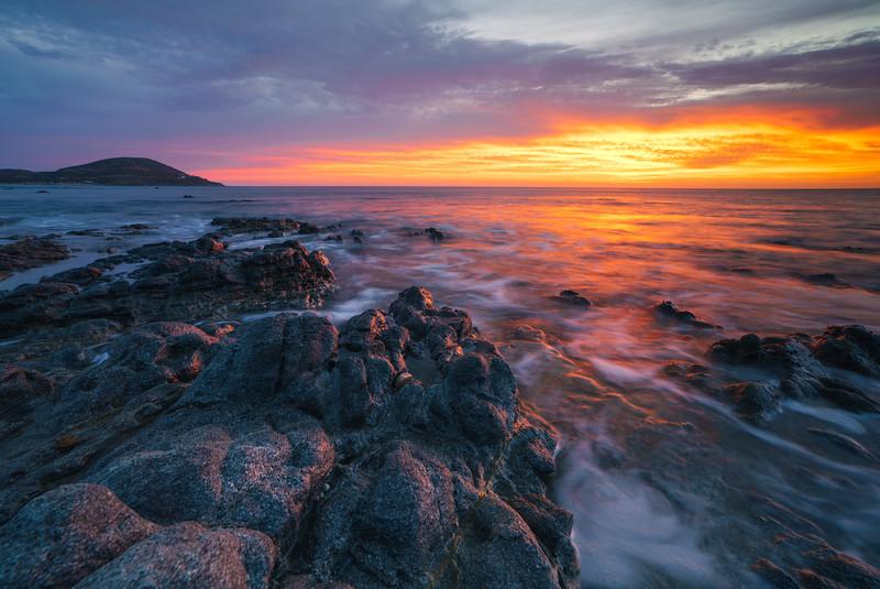 Bahía de los Muertos Sunrise