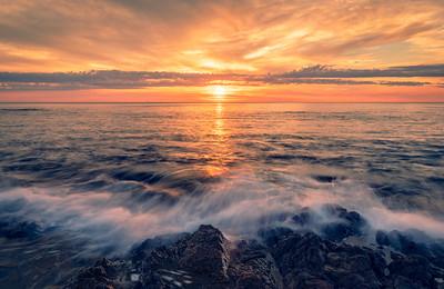 Sunset Movimiento