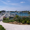 Orchid Bay in Guana Cay in the Bahama Islands