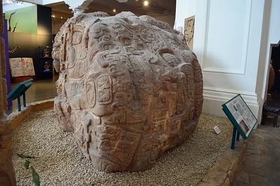 Huge Carved Rocks
