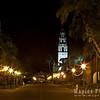 El Prado at Night