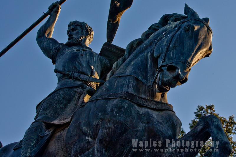 El Cid sculptur