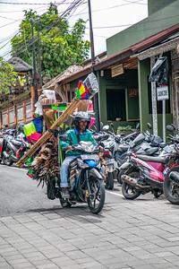 Balinese Motorbike