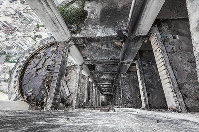 The Ghost Tower - Bangkok