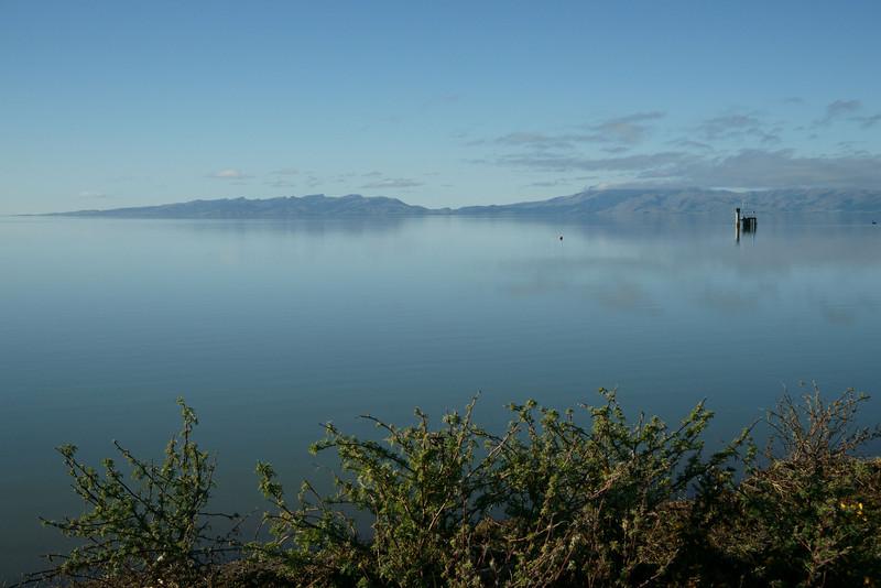 Lake Ellesmere at Tuamutu