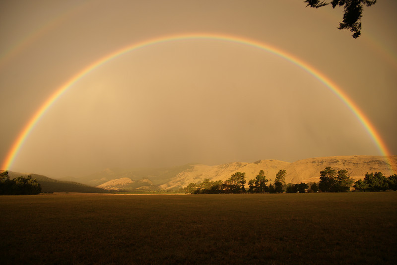 Rainbow McQueens Valley