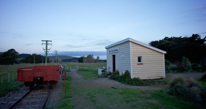 Motukarara Station