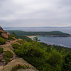 Great Head from Gorham: Acadia National Park, Bar Harbor Maine 2008