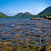 Jordan Pond and The Bubbles: Acadia National Park, Bar Harbor Maine 2008