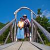 Us: Acadia National Park, Bar Harbor Maine 2008
