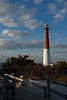 Barnegat Lighthouse including Fencing from trail