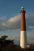 Barnegat Lighthouse with Clouds