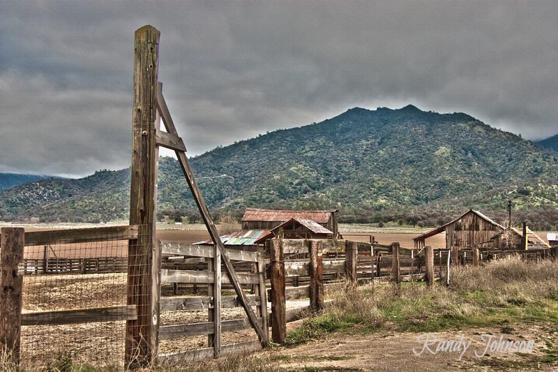 Rankin Ranch Walker Basin California