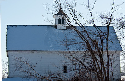 Sterling, MA barn