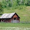 Barn near Potomac, Montana