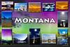 Montana Scenic Collage