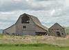 Barn outside Teton, Idaho, which is still part of a working farm.  Taken June 2012.