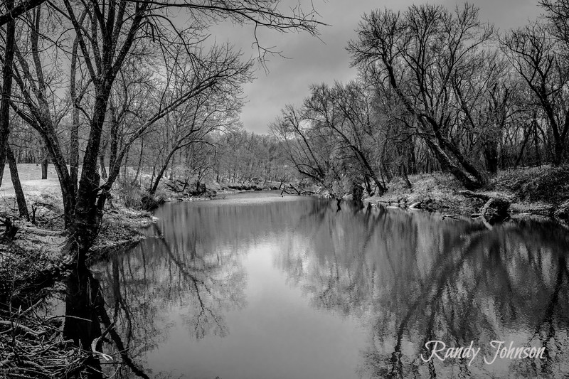 Gunn Park Ft Scott Ks. 12/16/2019