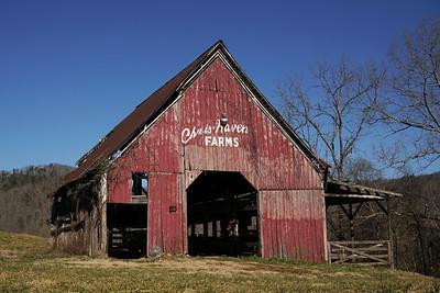 Chris Haven Farms Barn