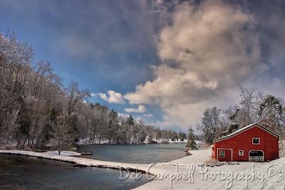 Winter at Allisons