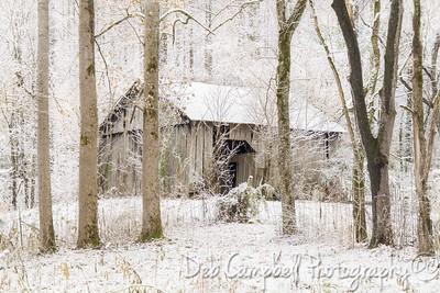 LeQuire Road Barn