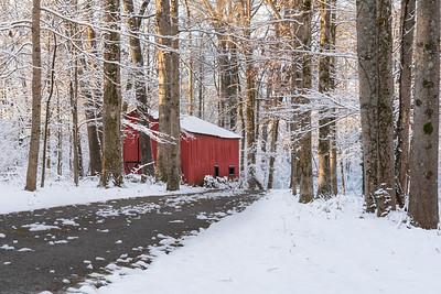 Grayson Woods Barn