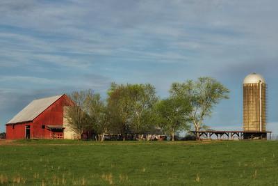 Red Barn Spring