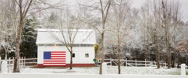 America the Beautiful Barn