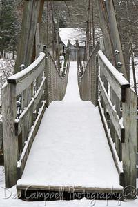Townsend Swinging Bridge