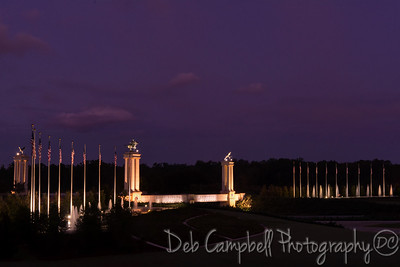 Gateway Bridge at Twilight