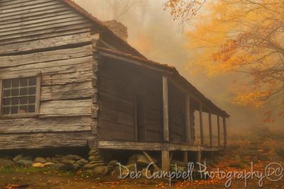 The Noah Bud Ogle Cabin