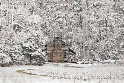 Winter at John Oliver