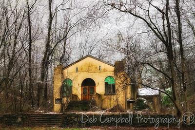 Old Calderwood Baptist Church