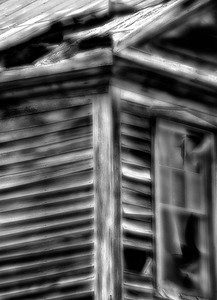 08 Bates-Geers House On Slabtown Rd (autofx dreamy b&w)