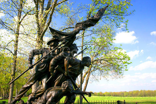 North Carolina Memorial in Gettysburg