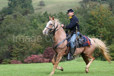 Galloping Soldier - 11/6/06