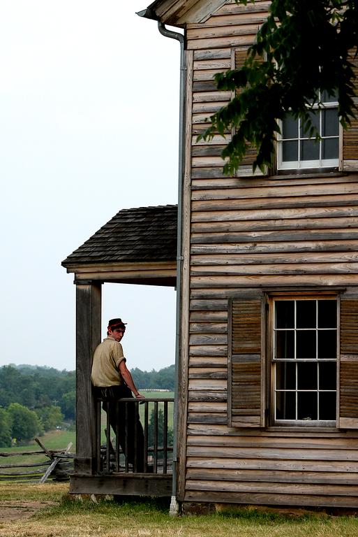 Henry House, Manassas Battlefield