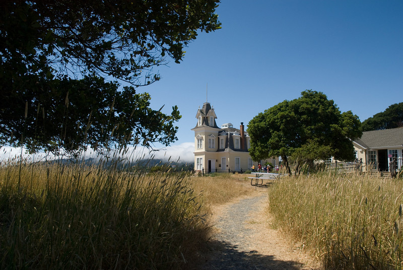 Audubon Richardson Bay center and sanctuary, located near Tiburon.