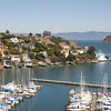 Tiburon, a Californian town with a Mediterranean touch.