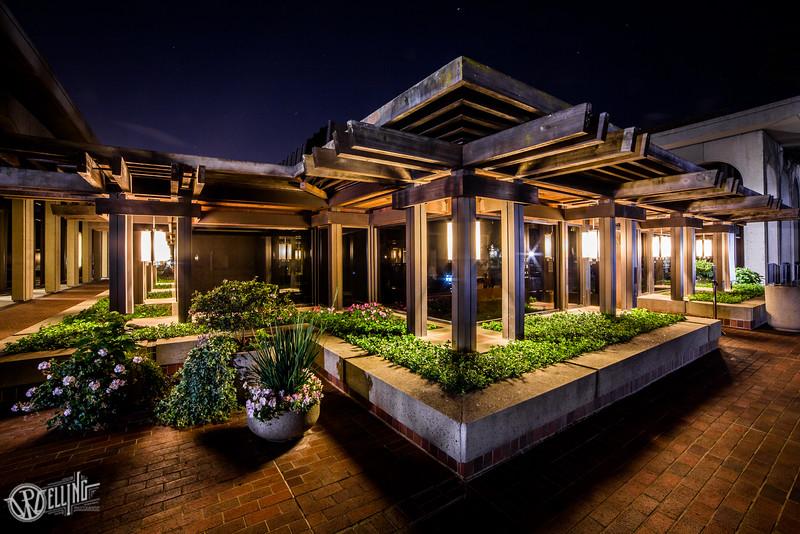 Hoover Memorial Exhibit Pavilion