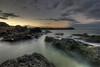 Bar Rock and Breakwater, Narooma