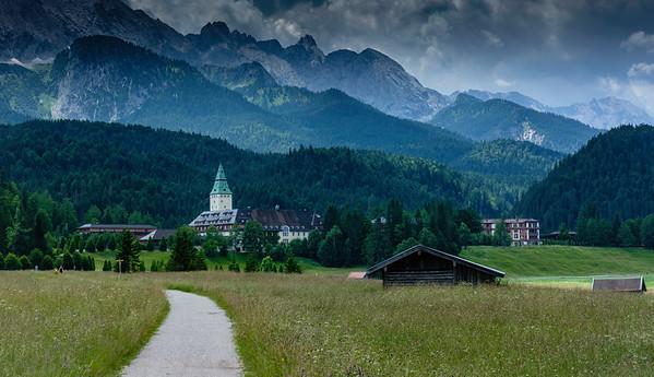 Schloss Elmau III