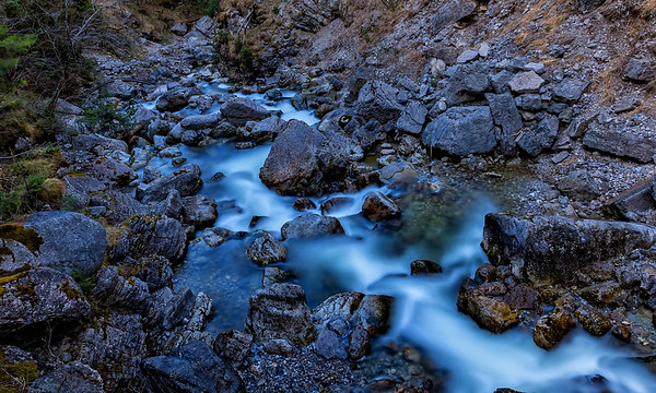 Milky Mountain Stream
